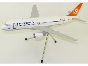 Lupa - Airbus A320-200, společnost Freebird TC-FHC, Turecko, 1/100