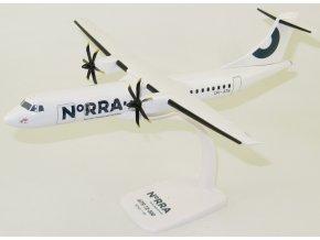 Lupa - ATR72-500, společnost Norra Nordic Regional Airlines OH-ATN, Finsko, 1/100