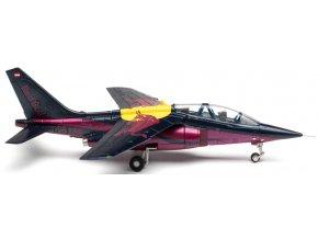 Herpa - Dassault Alpha Jet A, The Flying Bulls, D-ICDM, 1/72
