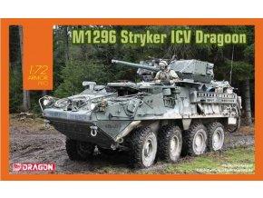 Dragon - M1296 Stryker ICV Dragoon, Model Kit military 7686, 1/72