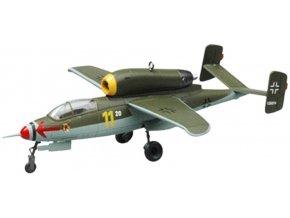 Easy Model - Heinkel He-162 Salamander, 203rd flying group, 1/72