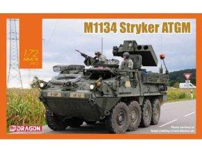 Dragon - M1134 Stryker ATGM, Model Kit military 7685, 1/72