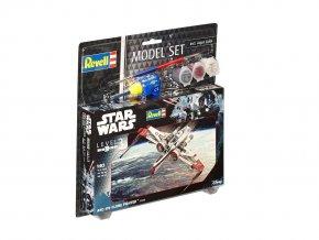Revell - Star Wars - ARC-170 Fighter, ModelSet SW 63608, 1/83