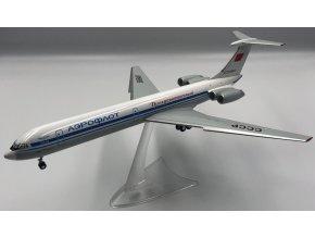 Iljušin IL-62, společnost Aeroflot CCCP-86649 Dalnevostochnyi / Far Eastern 1 class limited edition, CCCP, 1/200