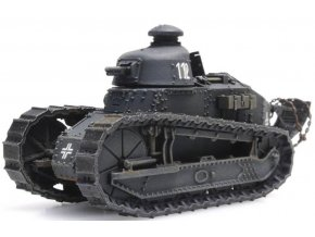 Artitec - Renault FT Beutefahrzeug, Wehrmacht, Německo, 1/87