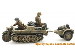 Artitec - Sd.Kfz. 2 Kettenkrad, Wehrmacht, 1/87