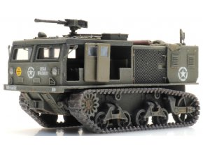 Artitec -  M4 High Speed Tractor, US Army, vykládka, 1/87