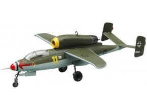 Easy Model - Heinkel He-162 Salamander, 203rd flying group, 1/72