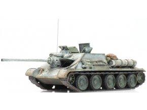 Artitec - SU-85, sovětská armáda, zimní kamufláž, 1/87