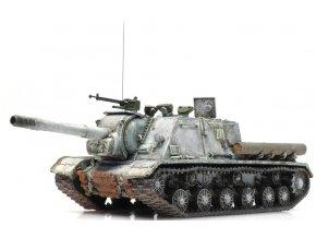 Artitec - ISU 152, sovětská armáda, zimní kamufláž, 1/87