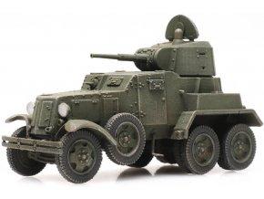 Artitec - BA-10, sovětská armáda, 1/87
