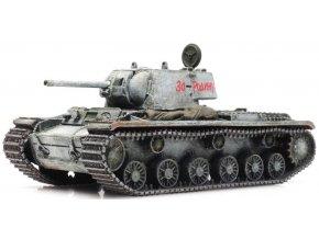 Artitec - KV-1, sovětská armáda, zimní kamufláž, 1/87