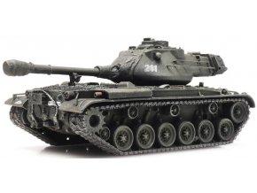 Artitec -  M47 (žel.doprava), Bundeswehr, Německo, 1/87
