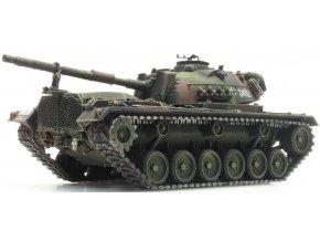 Artitec -  M48 G A2 (žel.doprava), Bundeswehr, Německo, 1/87