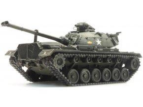 Artitec -  M48 A2 (žel. doprava), US Army, 1/87