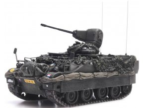 Artitec -  M113 NL C&V 25mm - Combat ready, Koninklijke Landmacht, Nizozemí,1/87