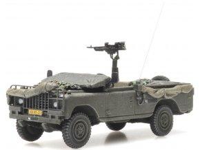Artitec -  Land Rover 109 commando, Koninklijke Landmacht, Nizozemí, 1/87