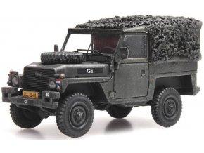 Artitec -  Land Rover 88, Koninklijke Landmacht, Nizozemí, 1/87