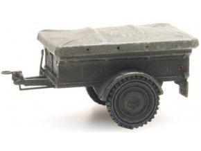 trailer nekaf jeep 1 4 ton