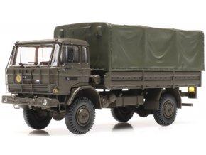 daf tilt cab ya 4440 dutch army