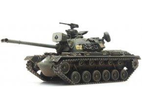 Artitec - M48 A2 Combat Ready, US Army, 1/87