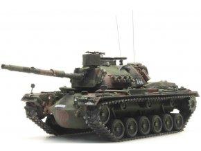 Artitec -  M48 A2 GA2, Bundeswehr, Německo, 1/87