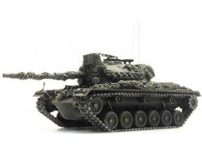 Artitec -  M48 A2 GA2, Gefechtsklar, Bundeswehr, Německo, 1/87