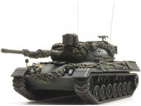 Artitec -  Leopard 1, Gefechtsklar, Gelboliv, Bundeswehr, Německo, 1/87