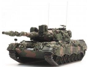 Artitec -  Leopard 1A1-A2, Gefechtsklar, Bundeswehr, Německo, 1/87