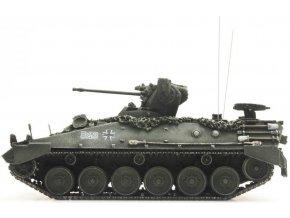 Artitec -  Marder 1, Gefechtsklar, Gelboliv, Bundeswehr, Německo, 1/87