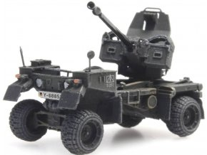 Artitec - Kraka, 20 mm MK, Bundeswehr, Německo, 1/87