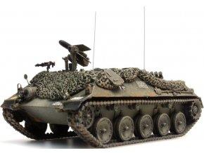 Artitec - Raketenjagdpanzer 2, gefechtsklar, gelboliv, Bundeswehr, Německo, 1/87