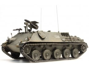 Artitec - Raketenjagdpanzer 2, gelboliv, Bundeswehr, Německo, 1/87