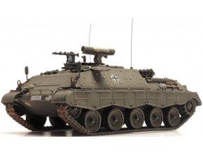 Artitec - Jagdpanzer Jaguar 1, gelboliv, Bundeswehr, Německo, 1/87