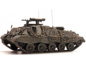 Artitec - Jagdpanzer Jaguar 1, gelboliv, gefechtsklar, Bundeswehr, Německo, 1/87