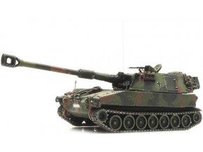 Artitec -  M109 A3G, flecktarnung, Bundeswehr, Německo, 1/87