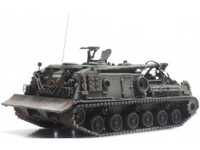 Artitec - M88 Recovery Vehicle (ARV), Bergepanzer olivgrün (früh), Bundeswehr, Německo, 1/87