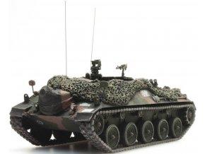 Artitec - Beobachtungspanzer, flecktarn, gefechtsklar, Bundeswehr, Německo, 1/87