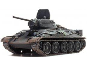 Artitec - T34-76, Wehrmacht, kořistní varianta, 1/87