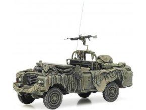 Artitec -  Land Rover 109 recce, britská armáda, 1/87