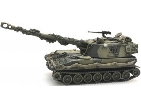 Artitec -  M109 A2 combar ready, British Army, 1/87