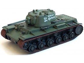Easy Model - KV-1, sovětská armáda, 1/72