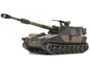 Artitec -  M109 A2, britská armáda, 1/87