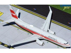 Gemini - Boeing B737-800, dopravce American Airlines, USA, 1/200
