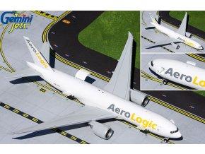 Gemini - Boeing  B777-200F, dopravce AeroLogic, Německo, 1/200