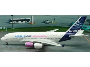 "Phoenix - Airbus A380-841, společnost Airbus Industries, ""2006s - House"" Colors, ""Flying the A350-1000 Xtra engine"", 1/400"