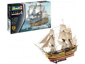 Revell -  HMS Victory, ModelSet 65408, 1/225