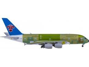 Phoenix - Airbus A380, společnost China Southern F-WWAM Primer Color, Čína, 1/400
