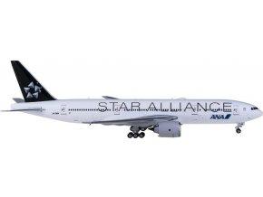 Phoenix - Boeing B777-200, dopravce ANA All Nippon Star Alliance, Japonsko, 1/400
