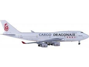 Phoenix - Boeing B747-400, dopravce Dragonair Cargo, Hongkong, 1/400
